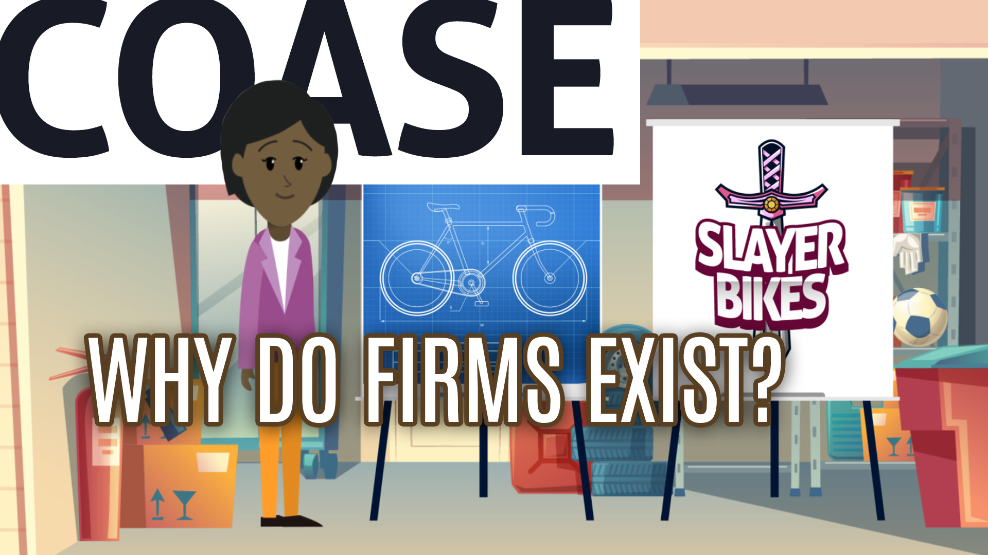 Why Do Firms Exist?