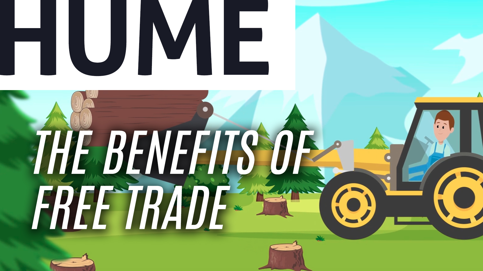 The Benefits of Free Trade