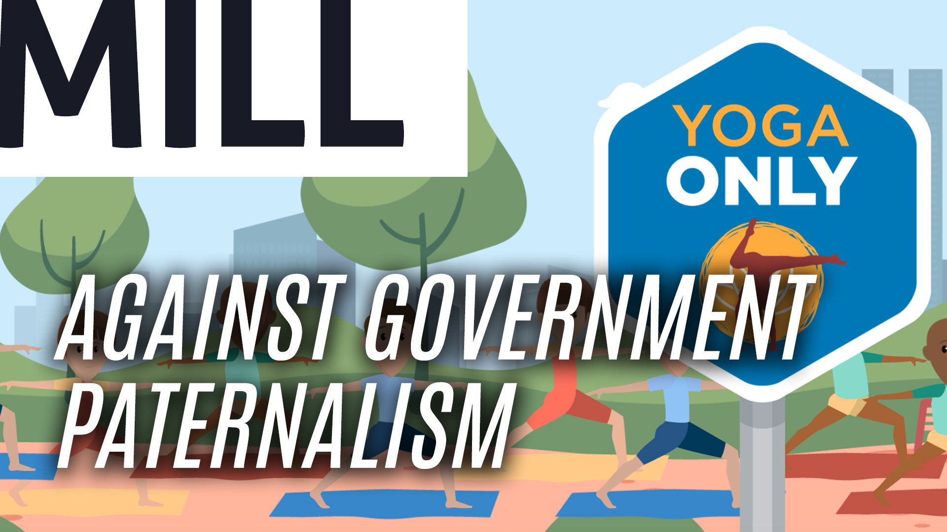 Against Government Paternalism