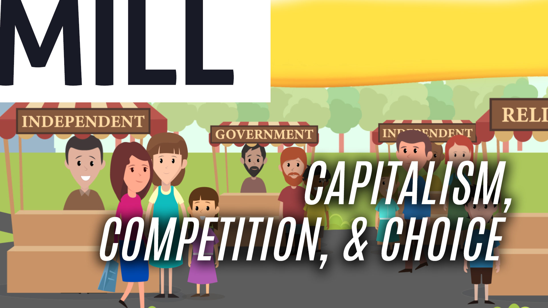 Capitalism, Competition, and Choice