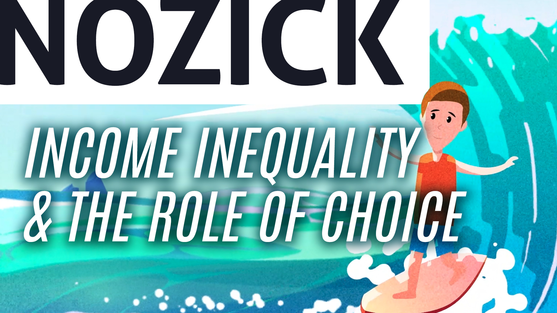 Income Inequality & the Role of Choice