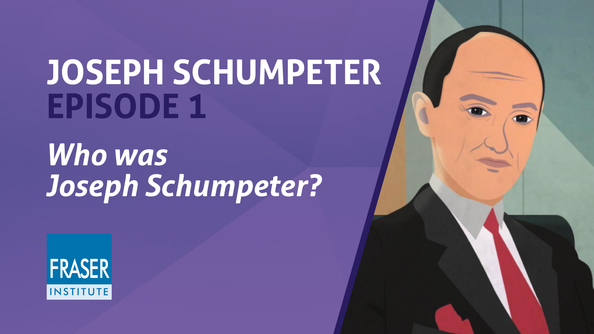 Who was Joseph Schumpeter?