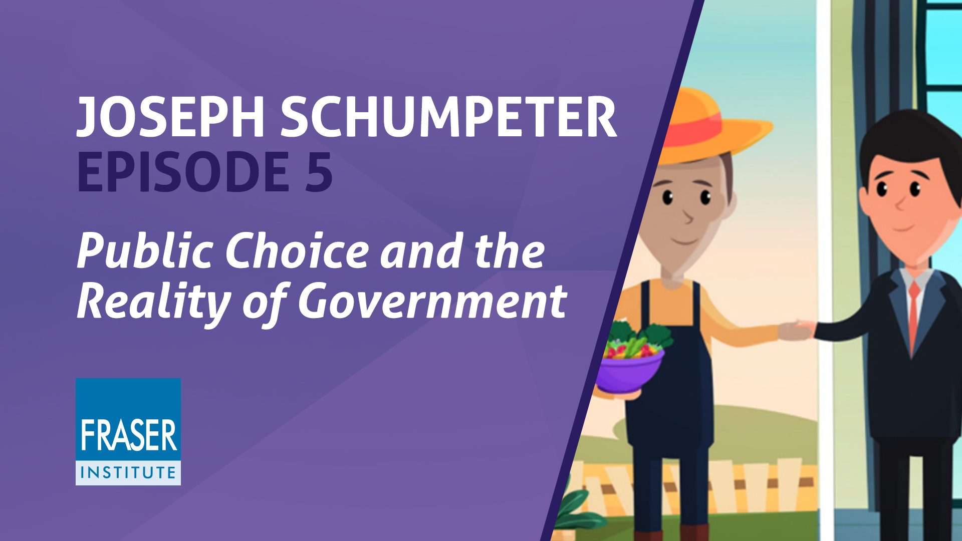 Public Choice and the Reality of Government