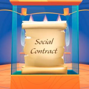The Origins of Government and the Social Contract