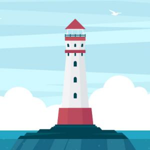 Coase and the Lighthouse in Economics
