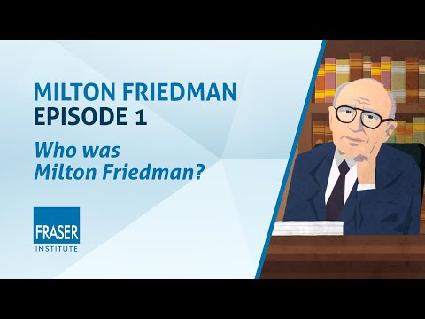 Who was Milton Friedman