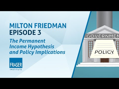 The Permanent Income Hypothesis and Policy Implications