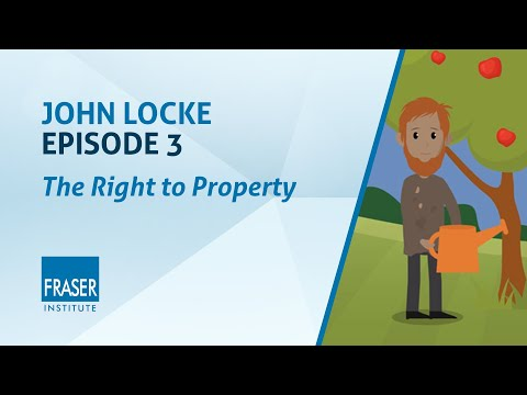 The Right to Property